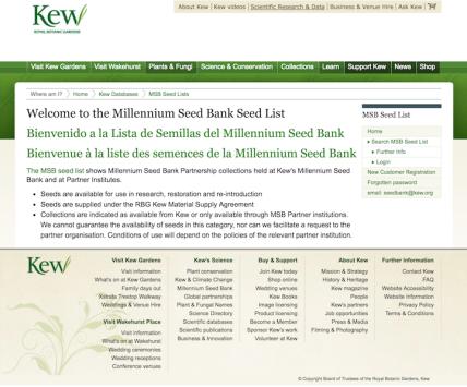 4 Seed Bank