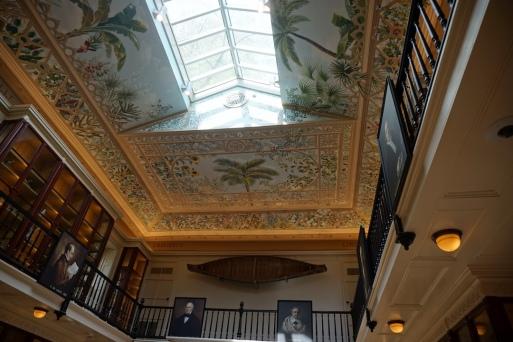 3 Sachs ceiling